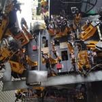 Après décapage DLM Cryo robot de soudure