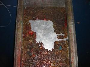 décapage cryogénique résine