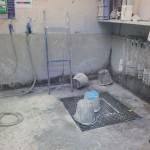 station de lavage avant décapage