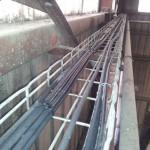 DLM Cryo chemins de cable nettoyés