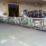 décapage DLM Cryo de robots en Espagne